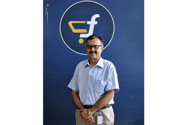 Sanjay Baweja, outgoing chief financial officer of Flipkart. Photo: Reuters