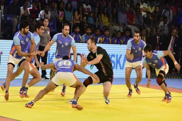 Anup Kumar India S Kabaddi Captain Is Leading By Example