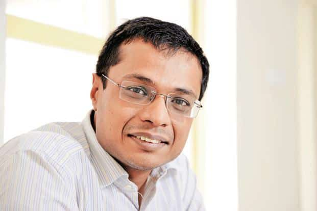 Flipkart's executive chairman Sachin Bansal wants to form a lobby group that will represent the interests of Indian consumer Internet start-ups. Photo: Hemant Mishra/Mint
