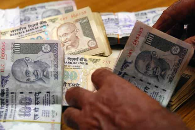 The Indian rupees average daily trading range has been about Re0.20 so far this year. Photo: Mint