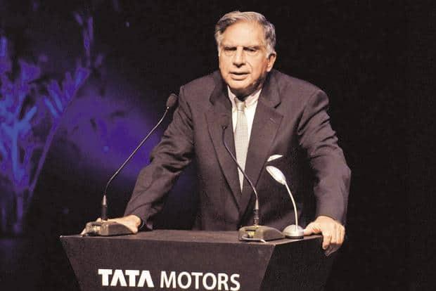 Ratan Tata. Photo: Abhijit Bhatlekar/Mint