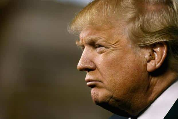 Donald Trump is challenging the legitimacy of traditional media at a time great financial stress for the media industry. Photo: AFP