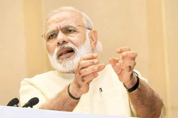 His rivals have been making fun of Narendra Modi, but by conducting a surgical strike on black money, he has declared that he is not one to keep silent.  Photo: Hindustan Times