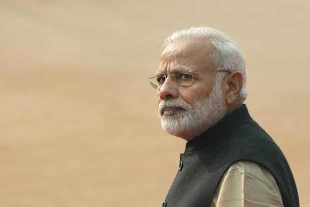 PM Narendra Modi's startling and sudden move to withdraw `500 and `1,000 notes a week ago has left India with about one-seventh of its currency in circulation. Photo: AP