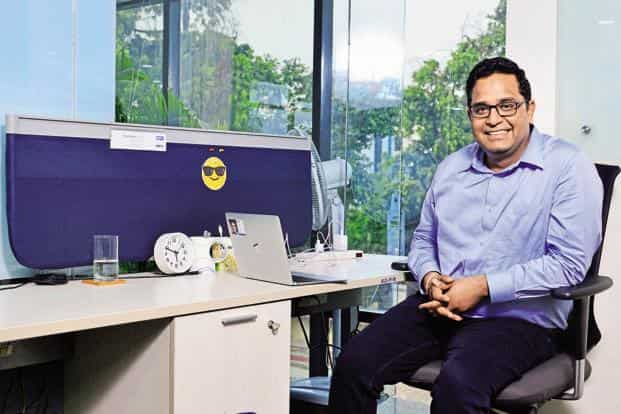 Paytm CEO Vijay Shekhar Sharma. Photos: Pradeep Gaur/Mint