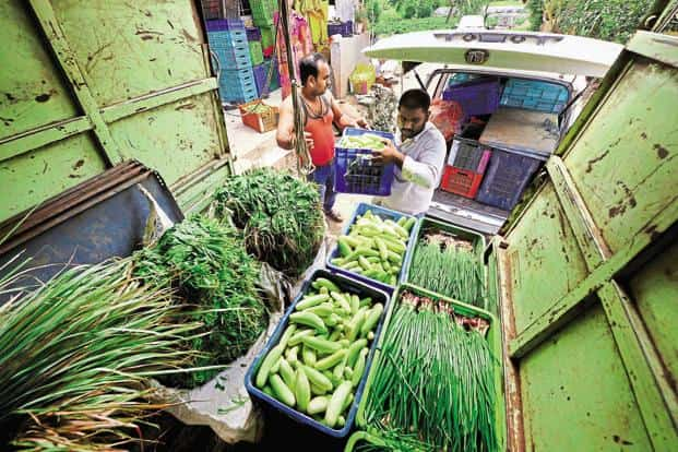 Demonetisation drags down perishable food prices