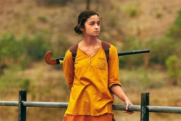 Alia Bhatt in a still from 'Udta Punjab'