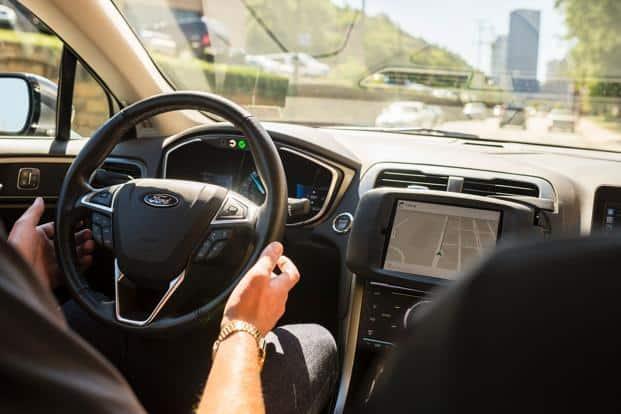 Uber creates AI lab, buying start-up Geometric Intelligence