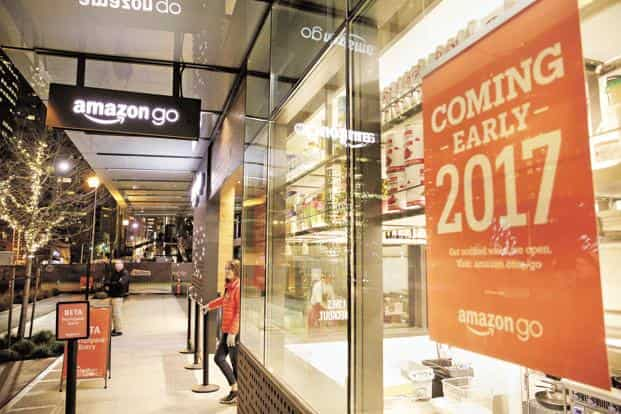 Checkouts To Become History At Amazon Go