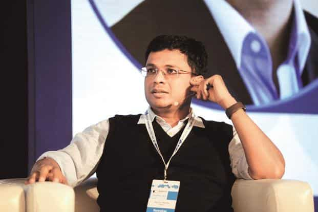 Sachin Bansal, co-founder Flipkart. Photo: Hemant Mishra/Mint