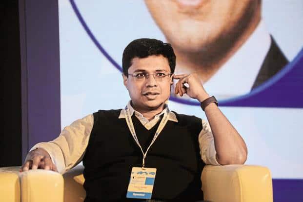 Sachin Bansal, co-founder and executive chairman of Flipkart. Photo: Hemant Mishra/Mint