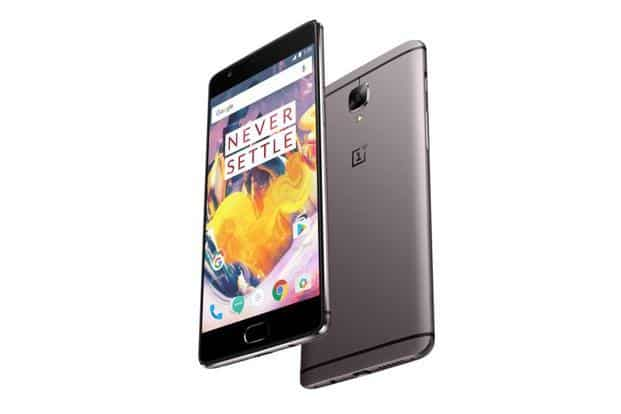 OnePlus 3T: Rs29,999 (64 GB); Rs34,999 (128 GB)