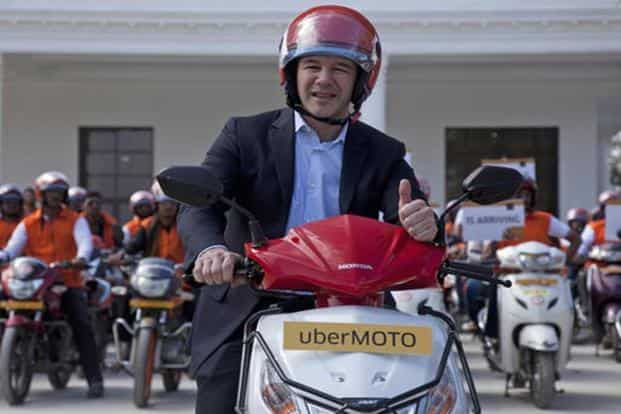 Uber Launches Bike Taxi Service Ubermoto In Hyderabad