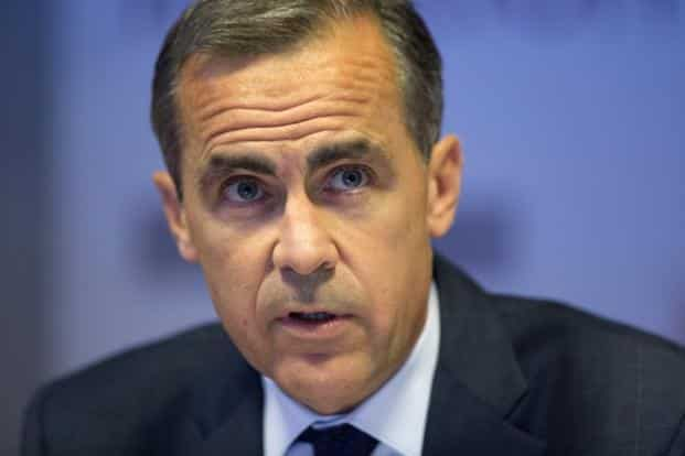Indian-origin MP Keith Vaz wrote a letter to the Bank of England governor Mark Carney (above) asking him to look into the matter and what it means for the Indian diaspora in the UK . Photo: AFP