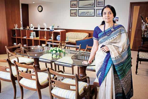 Chitra Ramkrishna had quit as the NSE CEO on 2 December citing personal reasons. Photo: Nayan Shah/Mint