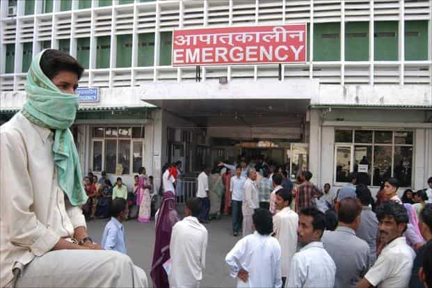 In India, each state represents a different social, economic, and cultural environment, and will need a customized approach towards its health systems' redesign. Photo: HT