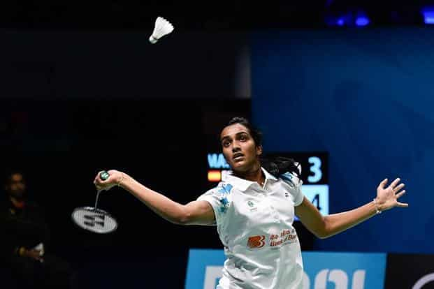 P.V. Sindhu avenged her Rio loss to Carolina Marin at the BWF Dubai World Superseries final but lost in the semi-finals. Photo: AFP