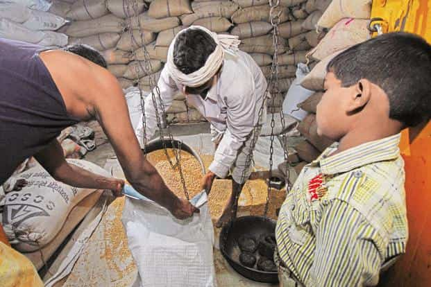 The survey shows that the Public Distribution System, not only reaches the poor more than the rich but it also confers greater benefits on the poor. Photo: Priyanka Parashar/Mint
