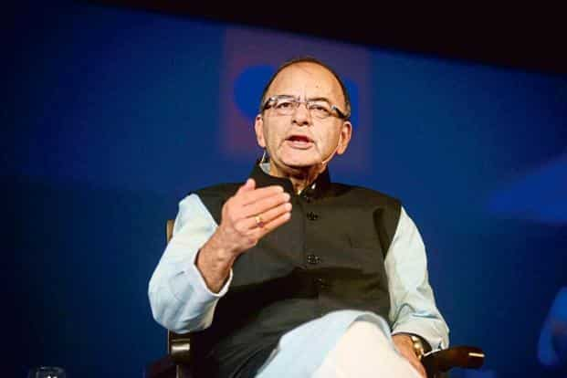 Arun Jaitley said anonymity of money is gone with demonetisation as the money has become part of the formal system leading to strengthening of banking. Photo: Mint
