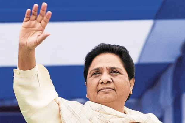 Mayawati's charge followed the ED finding cash deposits over Rs104 crore in an account belonging to the BSP. Photo: PTI