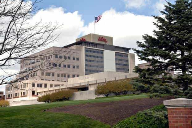 Eli Lilly's headquarters in Indianapolis, Indiana. Eli Lilly's pre-discount US sales of its best-selling insulin Humalog have skyrocketed, even as the actual number of prescriptions dispensed has fallen. Photo: Bloomberg