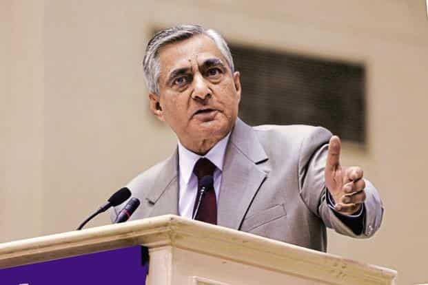 The outgoing chief justice T.S. Thakur asked the judiciary to be ready for future challenges to ensure that the nation remains an 'inclusive society'. Photo: Hindustan Times