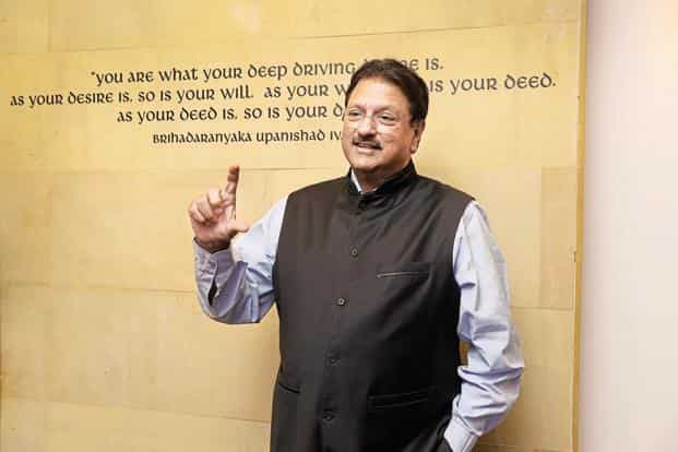 Last year, Ajay Piramal's financial services business was restructured and integrated in a prelude to the spin-off of the unit and Piramal Enterprises Ltd's healthcare business. Photo: Abhijit Bhatlekar/Mint