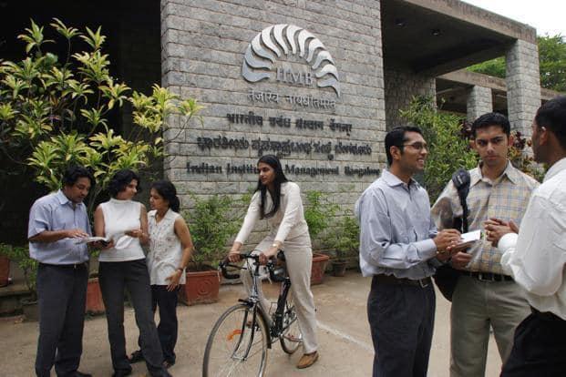 IIM-Bangalore was responsible for conducting CAT this year. Photo: Bloomberg