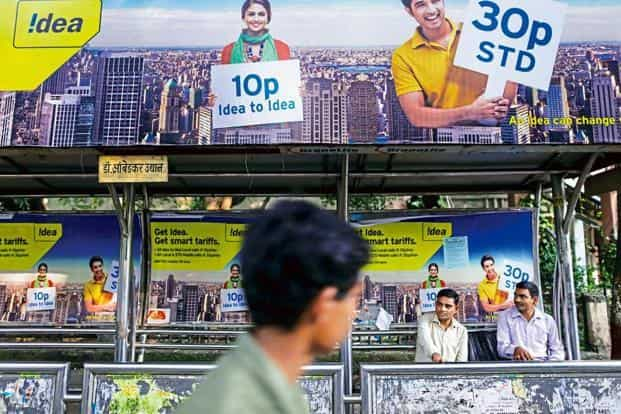 The benefit of the new Idea packs is valid for 28 days and can be availed for a maximum of 13 recharges in 365 days. Photo: Bloomberg