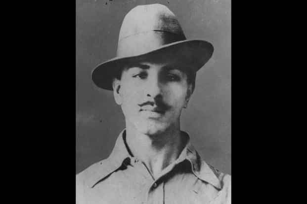 Why does Bhagat Singh seem to get so much more popular attention than Rajguru, Sukhdev or even Batukeshwar Dutt? Photo: Hindustan Times