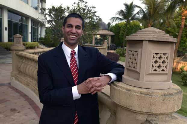 Donald Trump said to tap net-neutrality foe Ajit Pai to lead FCC
