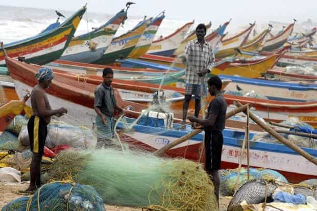 Indian fishermen are apprehended on regular intervals by Pakistan agency, claiming they had entered in their waters after crossing maritime boundary line. Photo: Reuters
