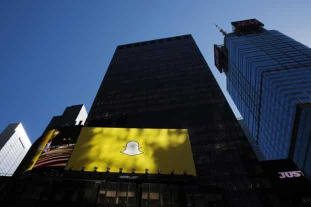 After filing publicly, Snap must wait 21 days before starting a road show to tout the listing to investors. Photo: Reuters