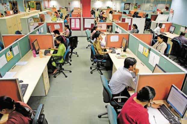 The H1B visa reforms may force Indian IT companies, such as TCS, Infosys and Wipro, to shift work offshore or other near-shore centres or subcontract to US firms, while accelerating automation, say analysts. Photo: Abhijit Bhatlekar/Mint