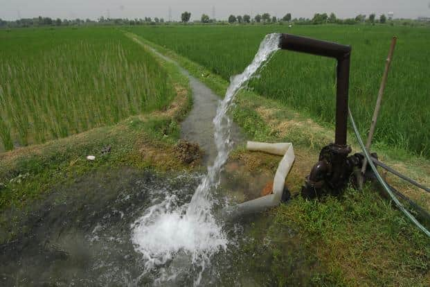 The real problem in agriculture is declining investment in basic infrastructure, including irrigation. Photo: Ramesh Pathania/Mint