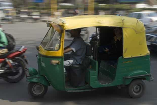 Thanks to the new urban transportation options that ride-hailing apps offer us, we are less concerned today about auto rickshaw drivers and their predatory practices. Photo: Ramesh Pathania/Mint