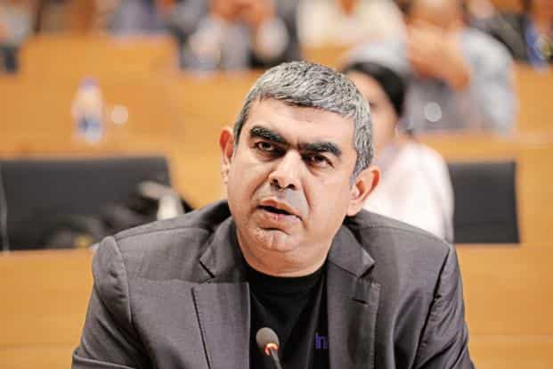 Infosys founders, led by N.R. Narayana Murthy are reportedly unhappy with the board's willingness to be flexible and generous with the variable pay of Sikka's $11 million compensation. Photo: Hemant Mishra/Mint