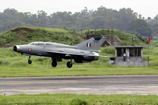 The budget allocation for defence modernization has shrunk by 0.9%, with the air force being the only one to have seen a 12% rise in its procurement budget. Photo: AFP