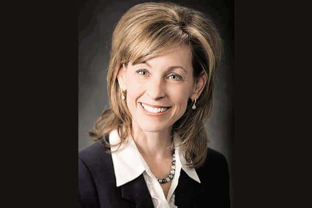 Leanne Caret, president and CEO of Boeing Defence, Space and Security.