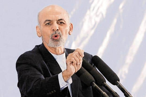 Russia is of the view that the Taliban is a legitimate stakeholder in any future Afghanistan power structure and should be pushed for talks with the Ashraf Ghani government. Photo: AFP