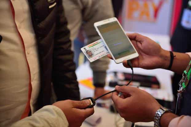 The data breach comes at a time when the government is pushing for Aadhaar-based payments to further its digital economy agenda. Photo: Pradeep Gaur/Mint