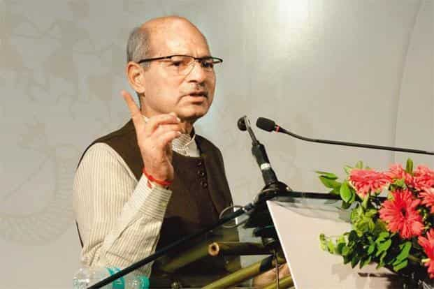 Environment minister Anil Madhav Dave said that the government will never compromise the environmental interests of India at international negotiations and at the same time, also keep in mind the welfare of the world. File photo: Hindustan Times