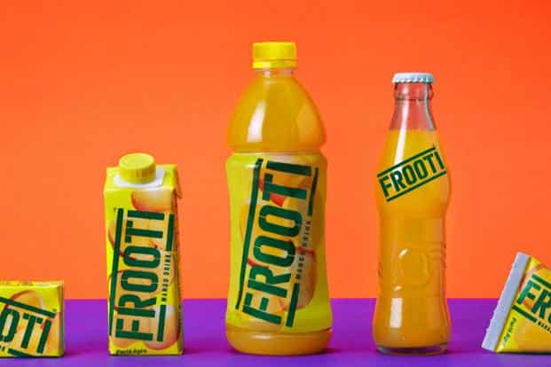 Parle to launch Frooti Fizz, the first extension of the