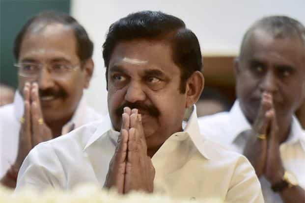 Tamil Nadu chief minister Edappadi K Palaniswami says at the ministerial level meeting in Colombo in January, 'it was clearly agreed not to use force against bona fide fishermen at sea.' Photo: PTI