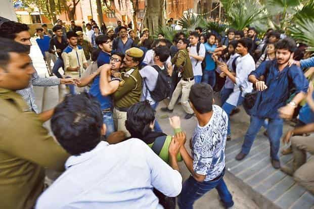Governments must recognize that the provision of resources to universities does not endow them with a right to exercise control. Photo: Raj K Raj/Hindustan Times