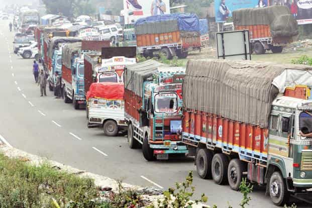 "The strategy involves a reset of India's logistics sector from a ""point-to-point"" model to a ""hub-and-spoke"" model and involves railways, highways, inland waterways and airports. Photo: Hindustan Times"