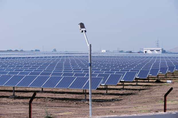First Solar India has a total portfolio of around 260 MW in Andhra Pradesh and Telangana and has supplied over 1 GW worth of solar panels in the country. Photo: Pradeep Gaur/Mint