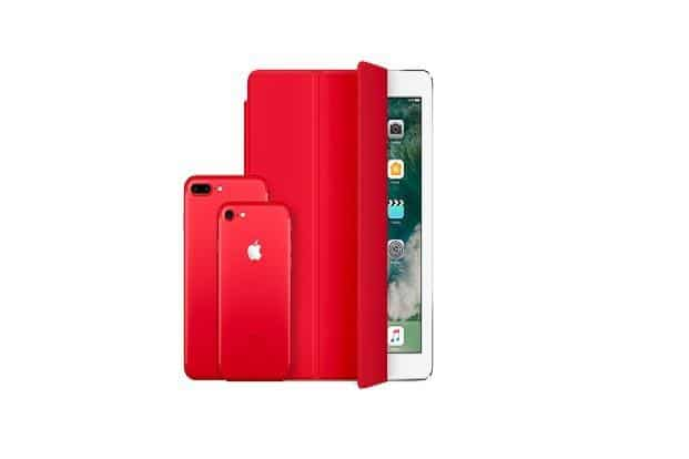 The special edition red iPhone 7 and iPhone 7 Plus will be available in two variants—128 GB and 256 GB—with prices starting at $749.
