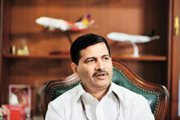 Air India chairman Ashwani Lohani. Air India hopes to become cash positive by 2018-19 as against the earlier plan of 2020-21. Photo: Pradeep Gaur/Mint