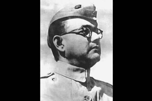 Subhas Chandra Bose.